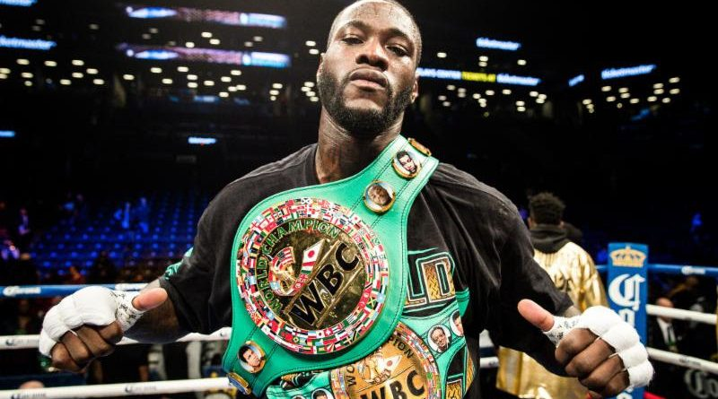 deontay wilder documentary