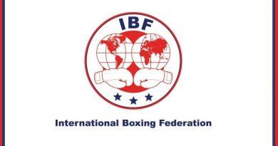 ibf rankings