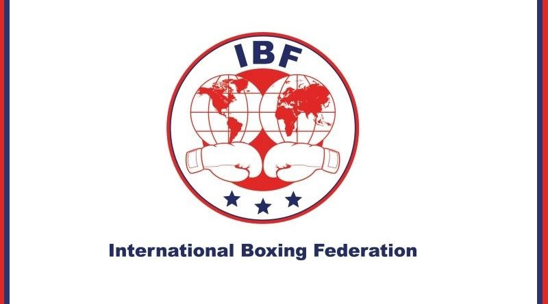 ibf rankings