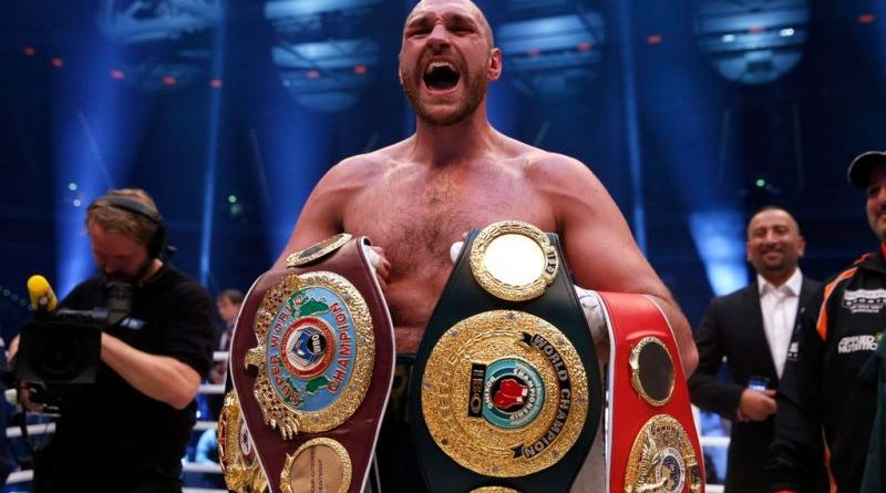 tyson fury documentary