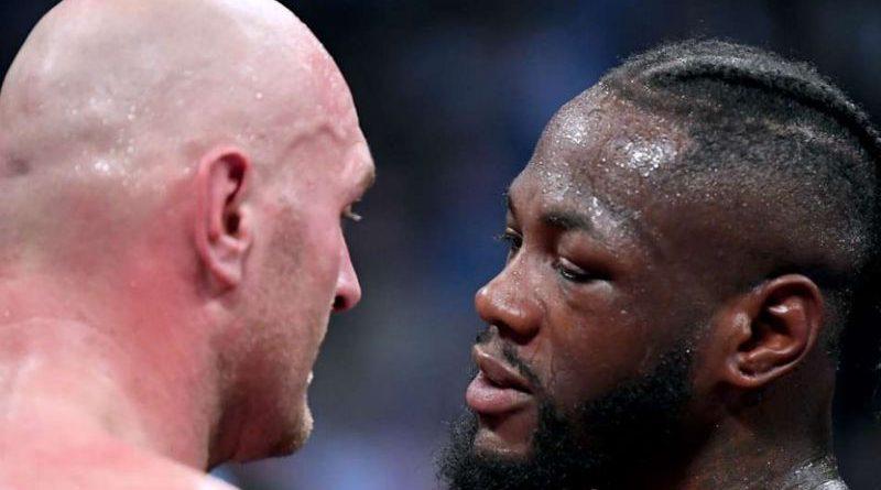 Tyson Fury robbed