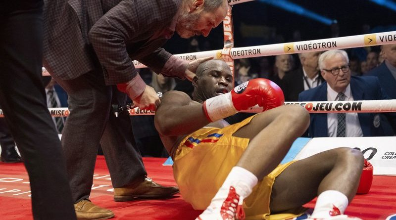 Adonis Stevenson stable after ko