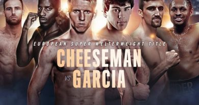 garcia vs cheeseman tickets