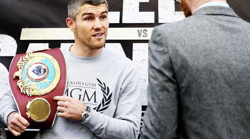liam smith signs with matchroom boxing