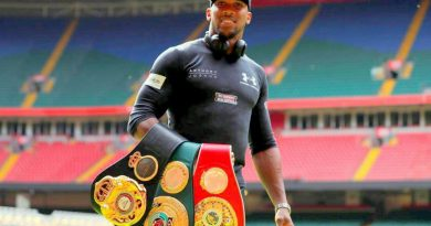 anthony joshua to face jarrell miller at msg