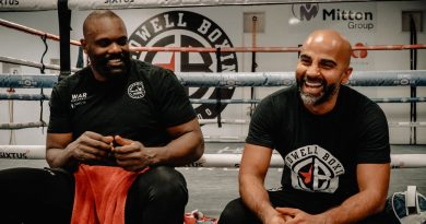 Chisora teams up with Coldwell
