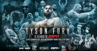 tyson fury BT sport and espn
