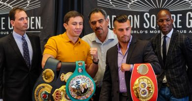 Gennady Golovkin signs with DAZN