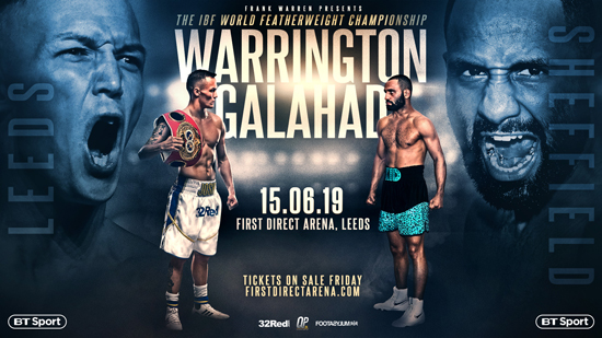 josh warrinton vs kid galahad