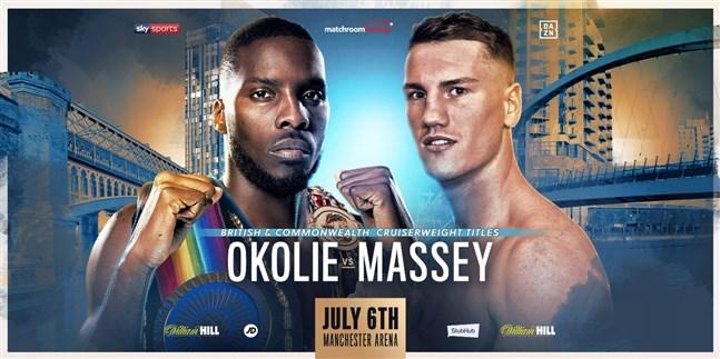 Lawrence Okolie vs Jack Massey