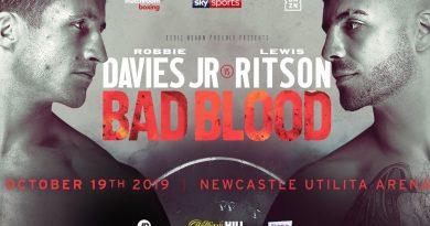 davis jr vs ritson bad blood
