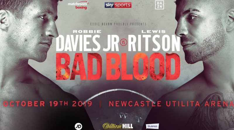 davis jr vs ritson bad blood