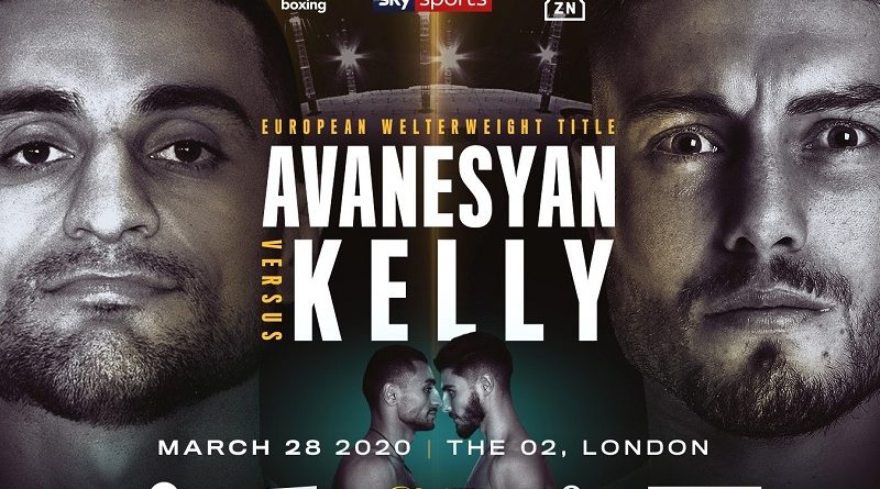 avanesyan vs kelly tickets