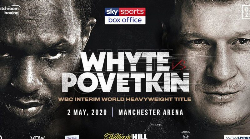 whyte vs povetkin tickets