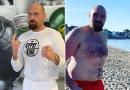 tyson fury weight loss